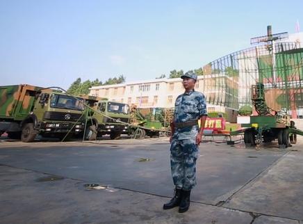 我爱你中国——雷达兵王·刘卫民
