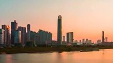 国庆七天 6041万人次游湖南
