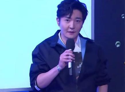 """董子健郭京飞""""声临""""快本"""