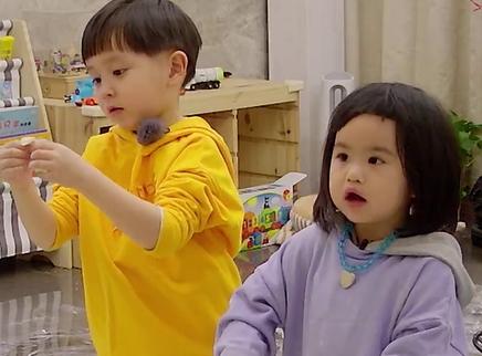 妈妈是超人第三季第4期:黄圣依变大厨为安迪暖心做饭 饺子惊喜萌降大麟子家