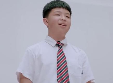 少年说20180718期:可爱少年为男生学跳傣族舞发声