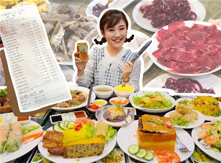 上桌率100%的越南菜