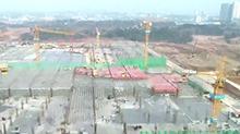 新年新气象 产业项目建设新开局