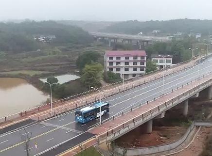 湘江新区启动百公里智能化道路改造