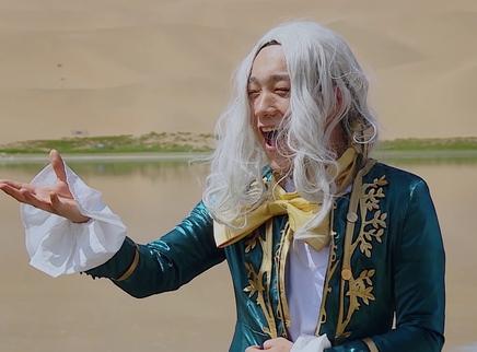 02期:舒子曦海豚音吓哭弟弟