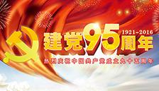 庆祝中国共产党成立九十五周年