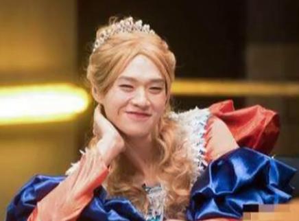 魏大勋反串白雪公主