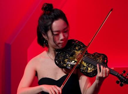 """3D打印小提琴现场""""验声"""""""