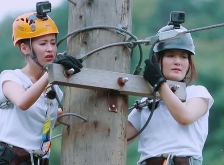 第2期:谢娜助力颖儿挑战极限