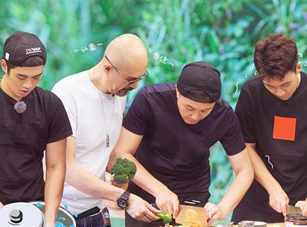 第8期:吳剛親手教徐錦江做飯
