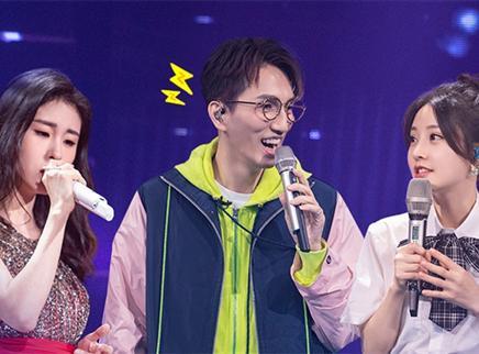 第7期:林志炫张碧晨金曲连唱