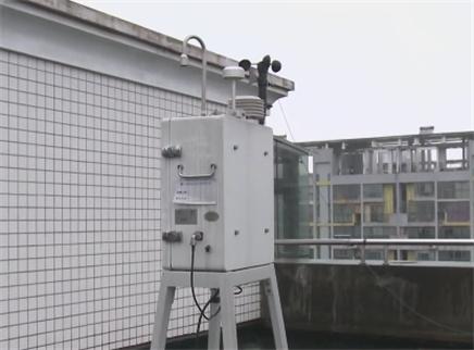 雨花区空气质量监测小微站全覆盖