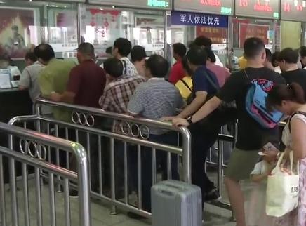 长沙火车站端午假日将加开临客
