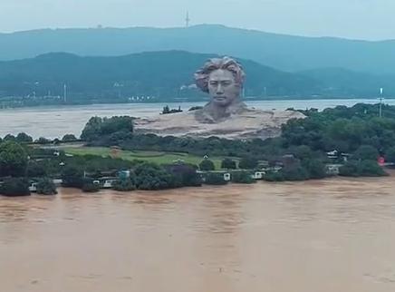 湘江洪峰预计7月10日18点通过长沙