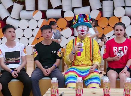 萌系小丑摇桥现场为海涛庆生!