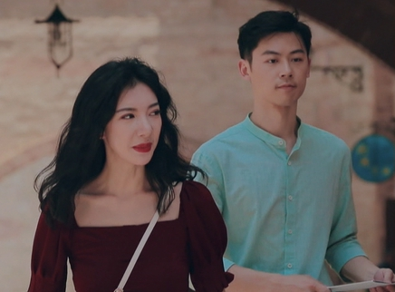 第3期:张领领王锦秋牵手跳舞