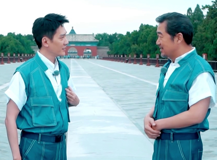 第3期:杨颖黄明昊自导时尚大片