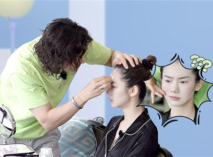 第11期:李承铉挑战为妻化妆