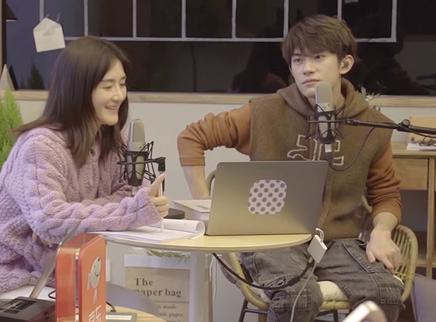 直播第3期:谢娜千玺组双人舞