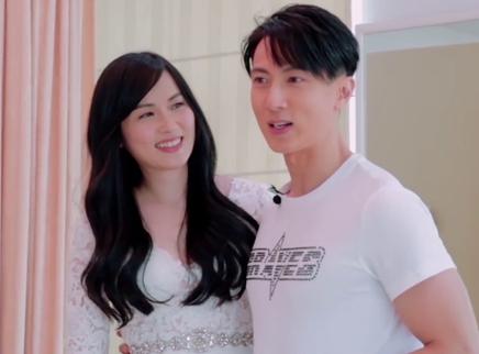 第25期:吴尊丽吟甜蜜试婚纱