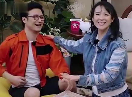 章子怡为汪峰新歌宣传