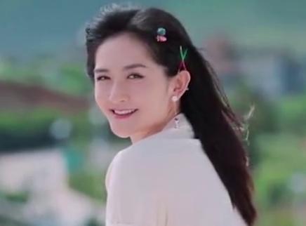 谢娜元宵节晒孕期怼脸照