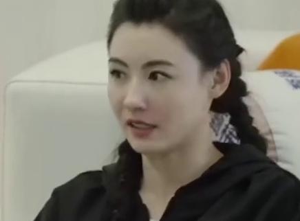 张柏芝想为结婚对象生小孩