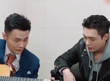 张艺兴想与李荣浩合作《河流》